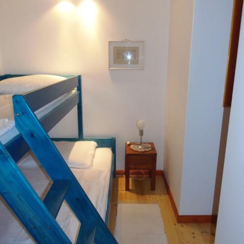 bunk bed in second bedroom