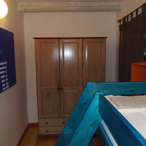 closet in second bedrrom